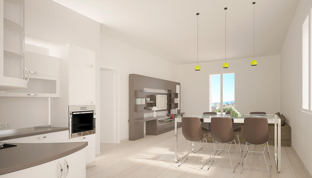 Appartamento vista mare tre consigli per l 39 arredo for Appartamenti barcellona vicino al mare