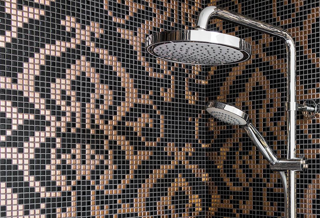Ceramica il rivestimento che non ti aspetti - Piastrelle tipo mosaico ...