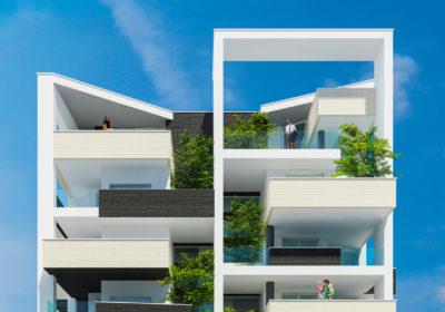 Ampie logge e terrazzi - doser