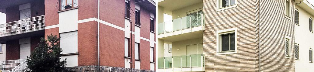 Ristrutturazione di un edificio