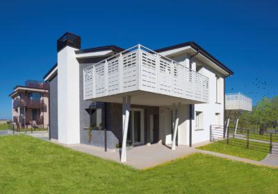 Complesso residenziale Casainverde Bifamiliari